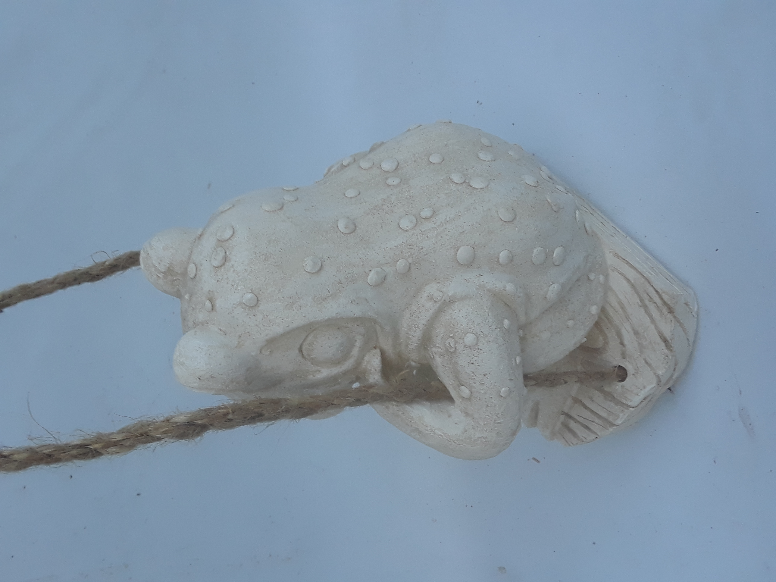 Swinging Frog Ornament