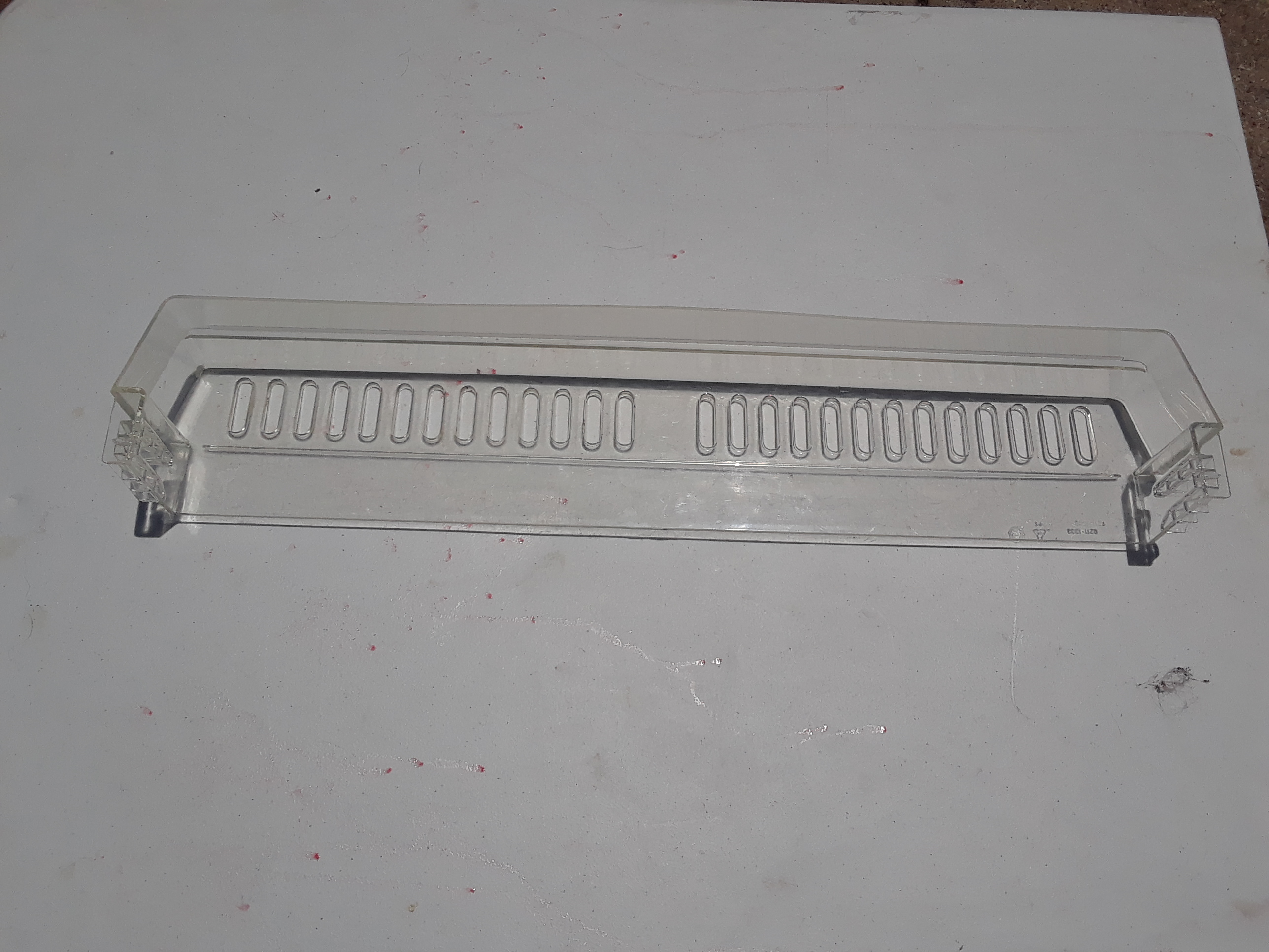 Haier Refrigerator Door Rack 02111333 Model RRTG21PAAW