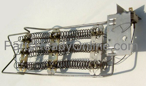 Whirlpool Dryer Heating Element 696632 3600W 240V Roper, Kenmore, Sears, Estate