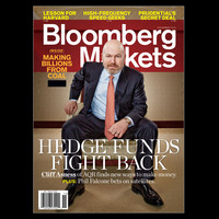 Bloomberg Markets Magazine November 2010 Issue