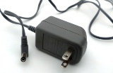 9V DC Electric Cord AC Adapter Input 120VAC-Output 9VDC