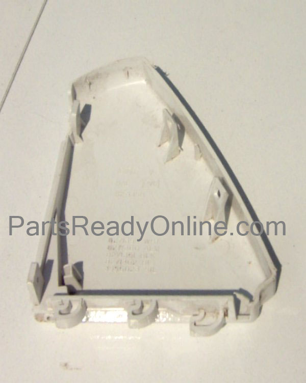 Whirlpool Washer Dryer End Cap 8271359 Right