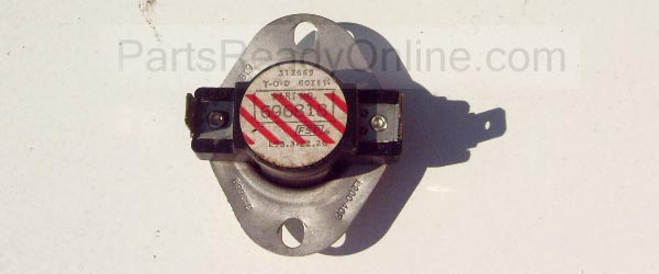 Dryer Thermostat 696818 Whirlpool, Roper, Kenmore, Maytag, etc L200-40F