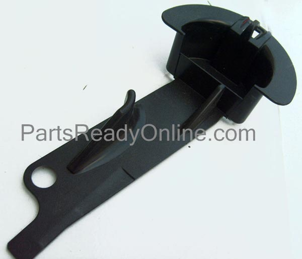 OUT OF STOCK Hoover Part 36433137 Hose Holder for Hoover Upright Vacuums U5445900, U5447900, U5449940