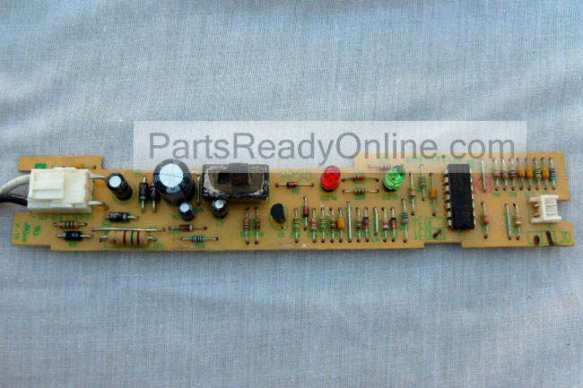 Hoover Edf Printed Circuit Board 46851031 with Green and Red Lights EM1456-07
