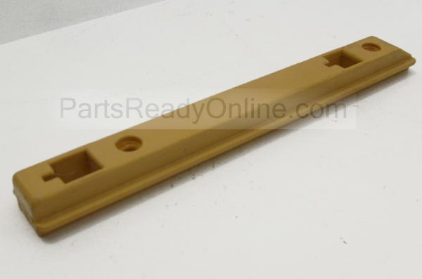 Tan Upper Track for Hand Release Plastic Hardware in Crib Replacement Parts