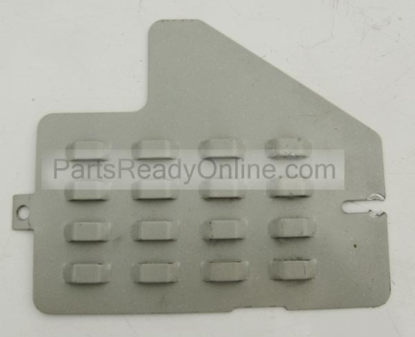 "Dryer Electric Cord Cover Triangle-Shaped Rear Cover (Terminal Block Cover) 5-1/2"" wide x 4-1/2 high"