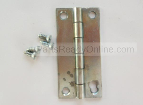 Whirlpool Dryer Door Hinge with 4 Screws
