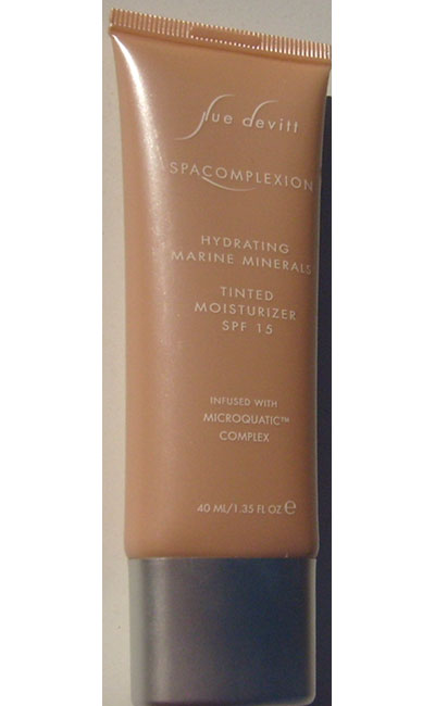 Sue Devitt Tinted Moisturizer SPF 15 Spa Complexion with Hydrating Marine Minerals 40 mL / 1.35 oz MOOREA