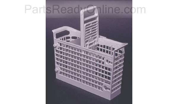 GE Siverware Utensil Basket WD28X318 for Hotpoint Dishwashers