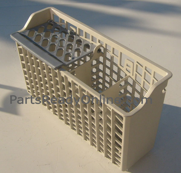 Whirlpool Dishwasher Silverware Basket 8539107 without Lid (DU810SWPU0)