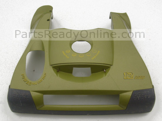 Dirt Devil Nozzle Cover 1LN085000 -LIME Ultra Vision Turbo Bagless Upright Vacuum 087300