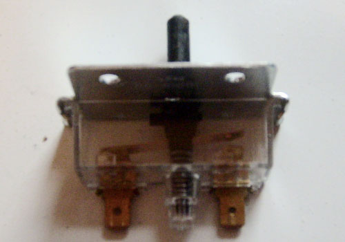 GE Start Switch WE4M145