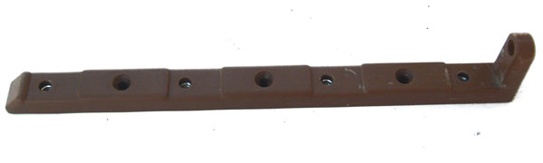 Bolt-on L-shaped Mattress Bracket for Crib 10.5 Inches LONG