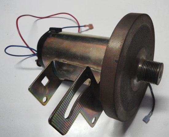 OUT OF STOCK $70 2.25 HP Treadmill Permanent Magnet DC Motor 130262 B4CPM-084T 6200 RPM 18 AMPS