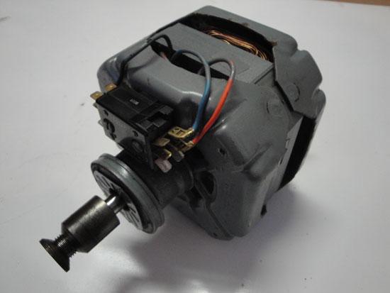 1/3HP GE Dryer Motor 5KH47DT45S 115V 6.4A 1725 RPM ... on