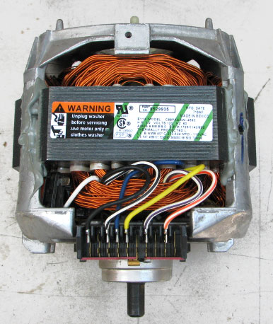 Whirlpool Kenmore Washer Motor 8529935 1 2hp 120 Voltz