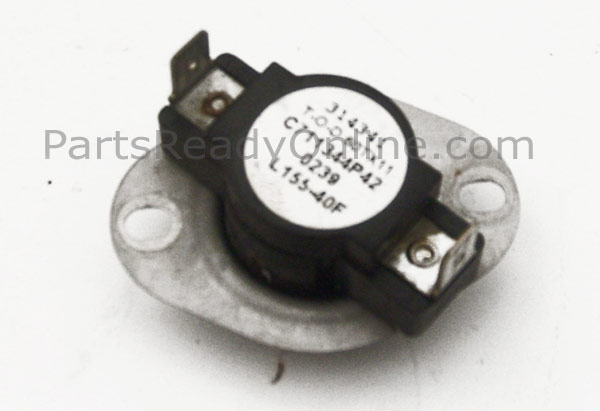 Hi Limit Thermostat L155-40F (C711344P420239)