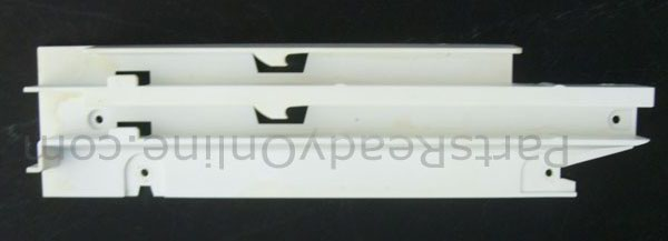 Freezer Basket Track 2301292 (2301149) Left Side Dual for Whirlpool Kenmore Side By Side Refrigerator