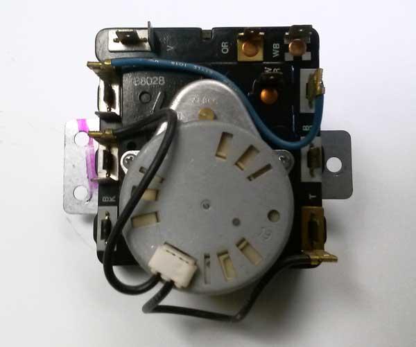 Whirlpool Dryer Timer 3398190 PartsReadyOnline.com on